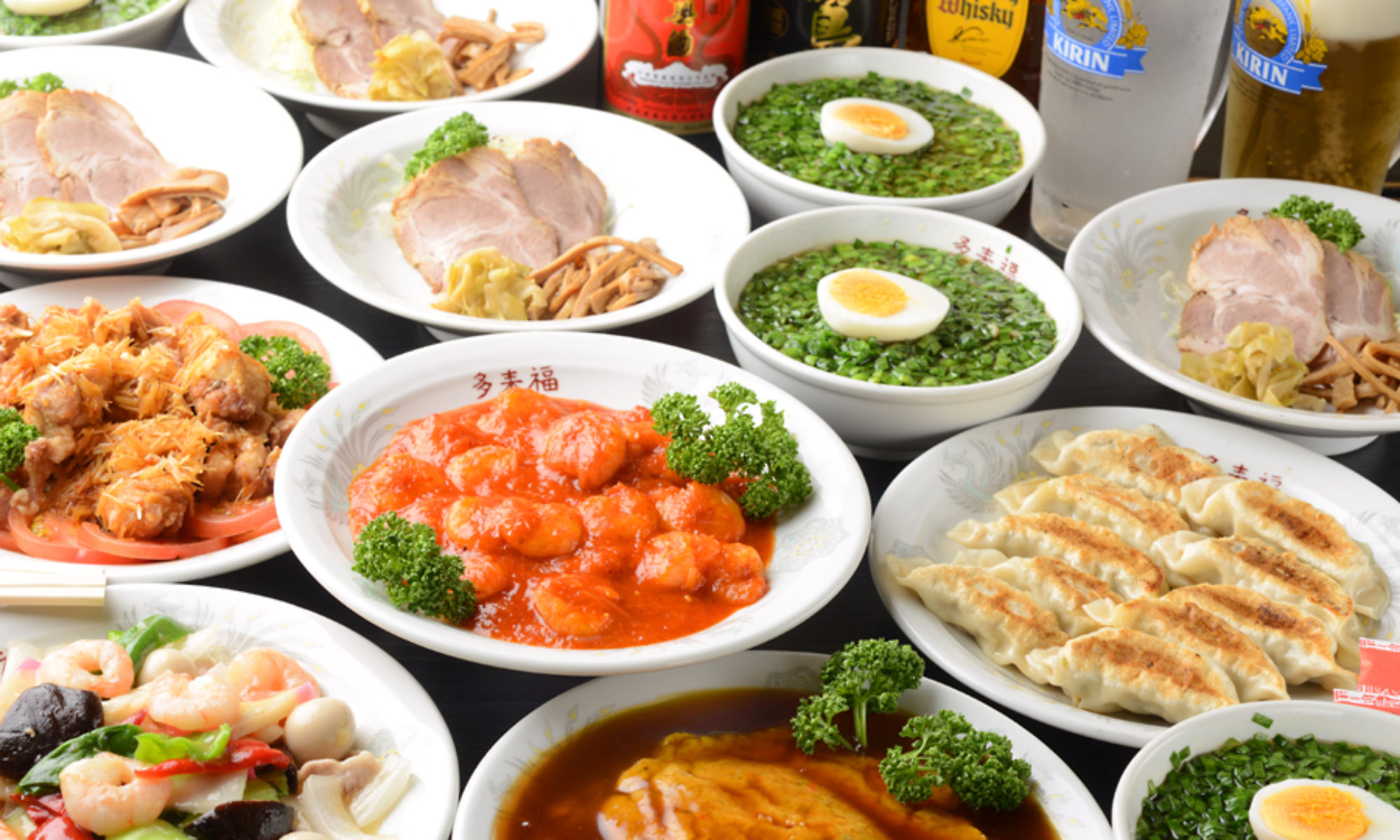 中華料理 多来福(たらふく)練馬